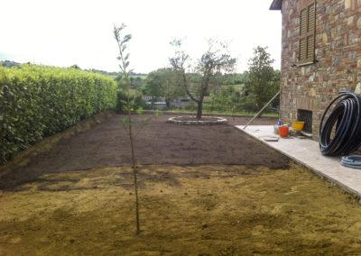 Realizzazione e manutenzione giardini,provincia di Perugia