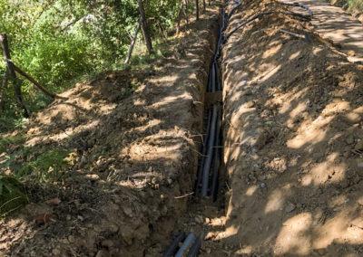 Realizzazione fognature, acquedotti, gasdotti - Ferro (8)