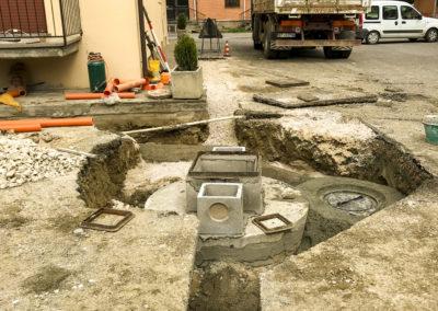 Realizzazione fognature, acquedotti, gasdotti - Po Bandino (3)