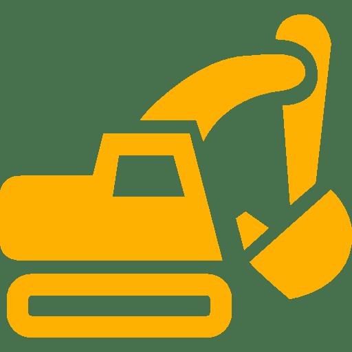 Logo lavori scavo